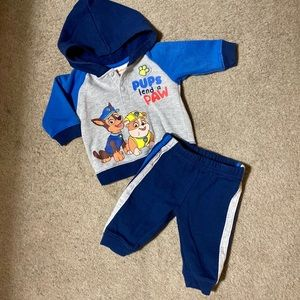 🌀Paw Patrol Outfit🌀